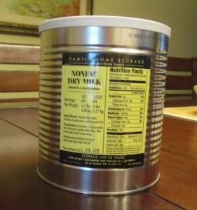 Nonfat Dry Milk