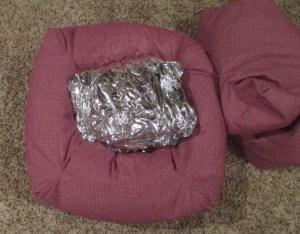 W-oven & blanket