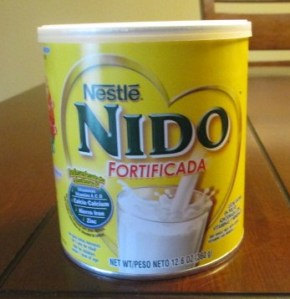 Whole Powdered Milk-Nido