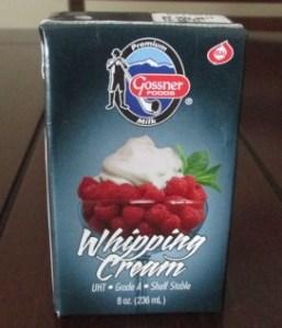 Gossner's Cream
